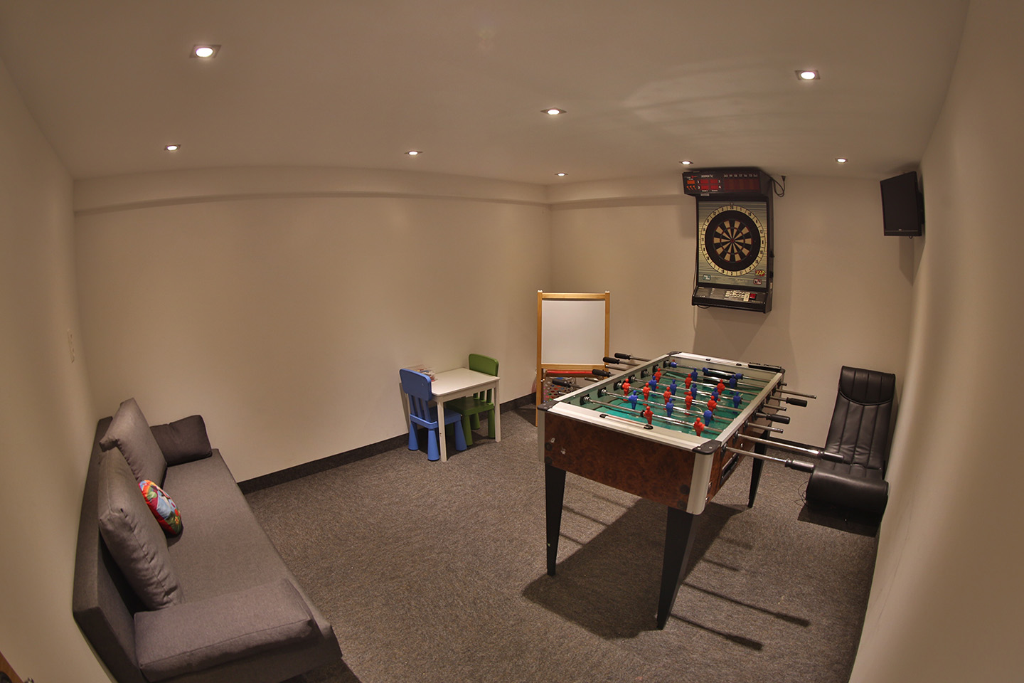Our children's playroom - Eisbauer