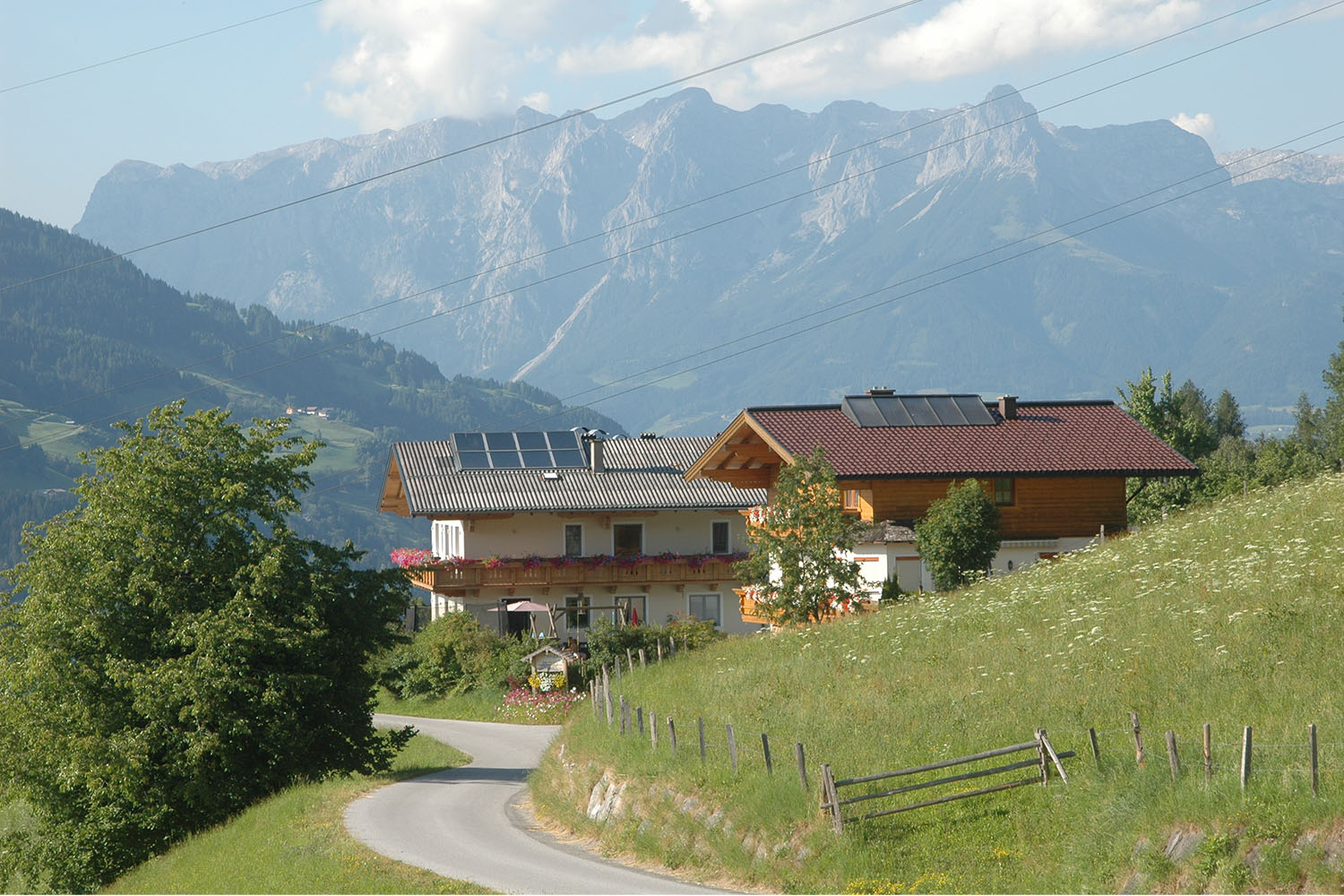 Apartments right in the countryside! - Eisbauer